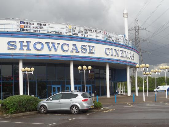Showcase Cinema Bristol Avonmeads