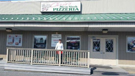 Ephrata, Pensilvania: Chris's New York Pizzeria