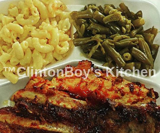 Parksley, فيرجينيا: BBQ.SOUL-FOOD.SUBS