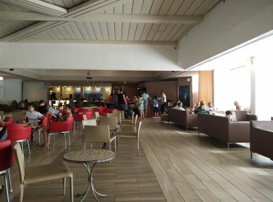 Leonardo Club Hotel Tiberias: לובי המלון