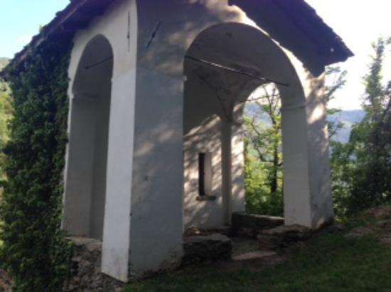 Lanzo Torinese, Italia: La Cappella di San Giacinto