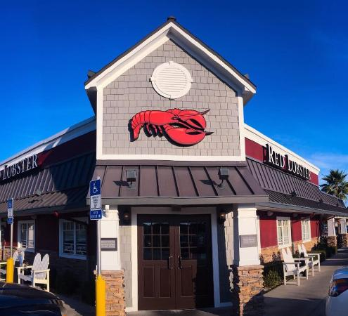 Red Lobster In Panama City Beach