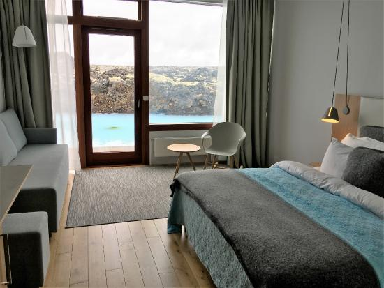 Bild fr n silica hotel grindavik tripadvisor for Blue lagoon iceland accommodation