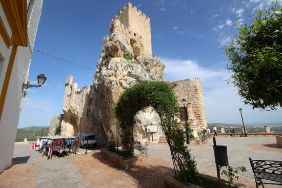 Zuheros by - også et besøg værd.