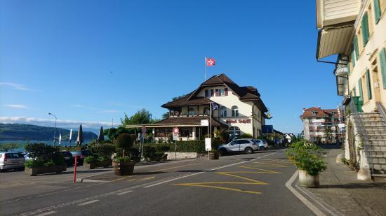 Murten Hotel Schiff Am See View