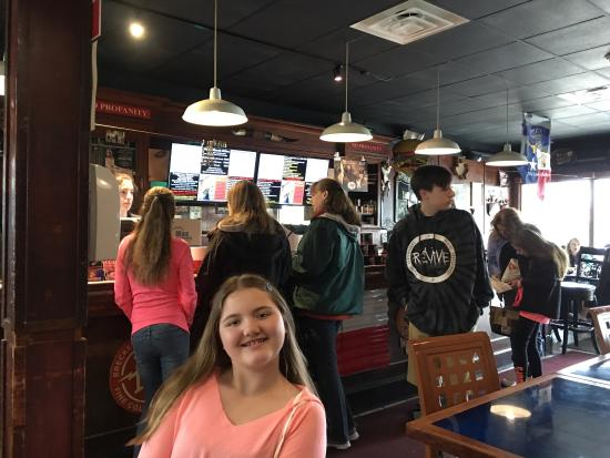 Spencerport, estado de Nueva York: Texas BBQ Joint