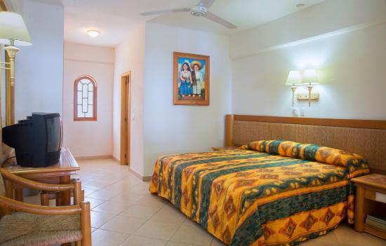 Tropicana Hotel: Habitación Económica