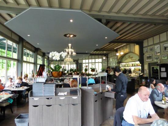 photo2 jpg picture of restaurant de la plage l isle adam tripadvisor