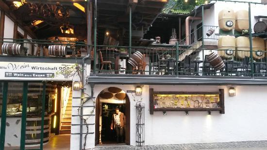 Alte Weinstube - Weinhaus Peter Andre