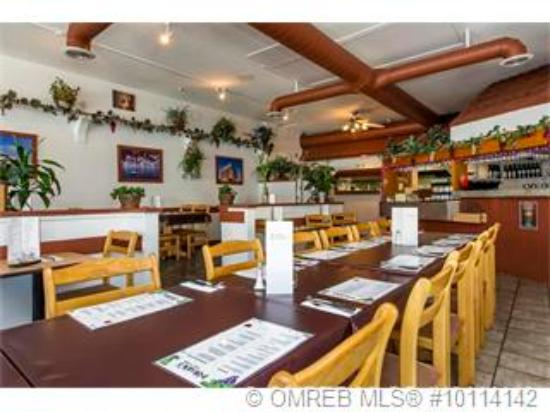Vernon, Canada: Dorian's Restaurant