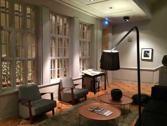 Junior suite   picture of das stue, berlin   tripadvisor