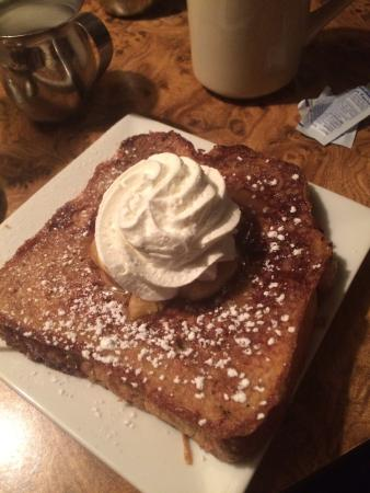 Renault Winery: French toast (a la carte order at the breakfast buffet)