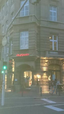 vapiano mannheim friedrichsplatz 1 restaurant bewertungen telefonnummer fotos tripadvisor. Black Bedroom Furniture Sets. Home Design Ideas