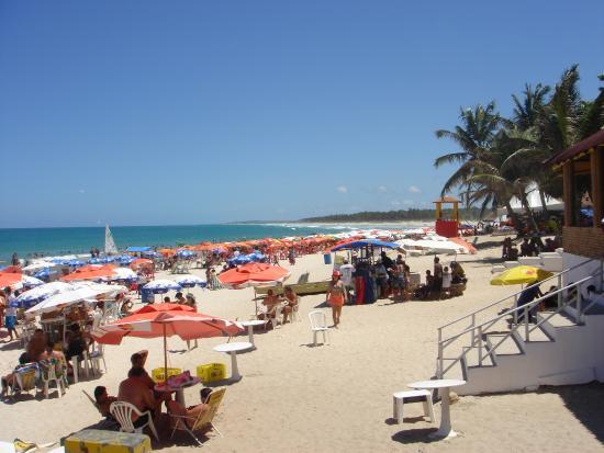 State of Alagoas: Praia do Gunga