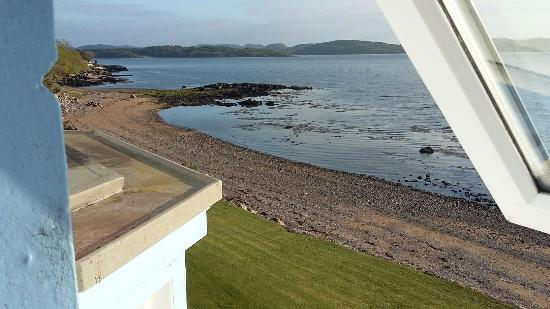 Auchencairn, UK: Balcary Bay Country House Hotel