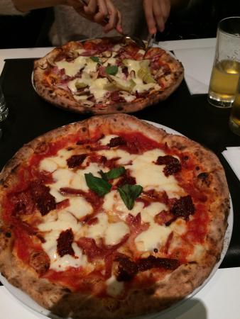 I Monelli: Pizza