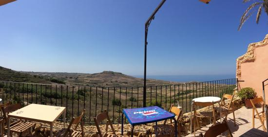 Francesco's: Amazing panorama view