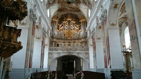 Abtei Amorbach