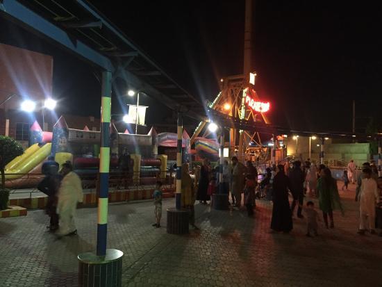 Sindbad Amusement Park: A wonderland...