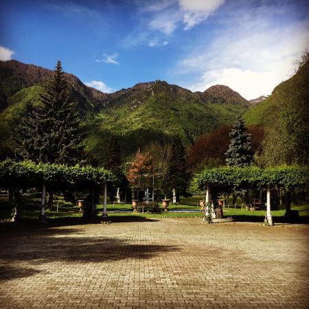 Verres, Ιταλία: Park Hotel Evançon