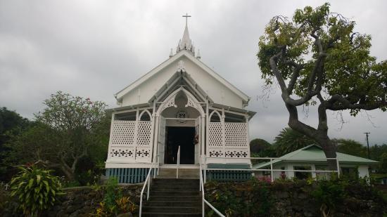 Honaunau, Havai: Front