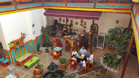 Cafe el Patio