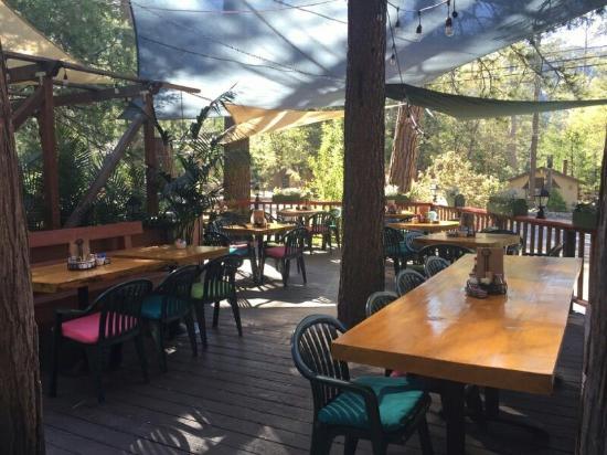 Idyllwild, Kalifornien: Tommy's Kitchen