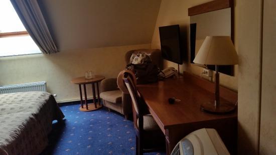 Hotel Rinno: quarto duplo