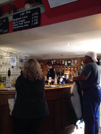 Lovely traditional pub in the center of Bath with fantastic meat pies.