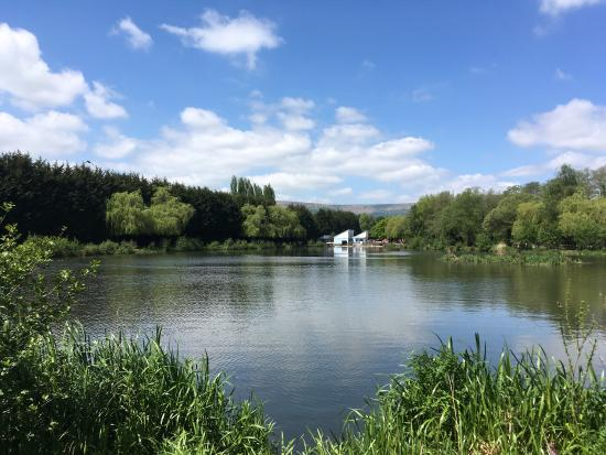Cwmbran Boating Lake