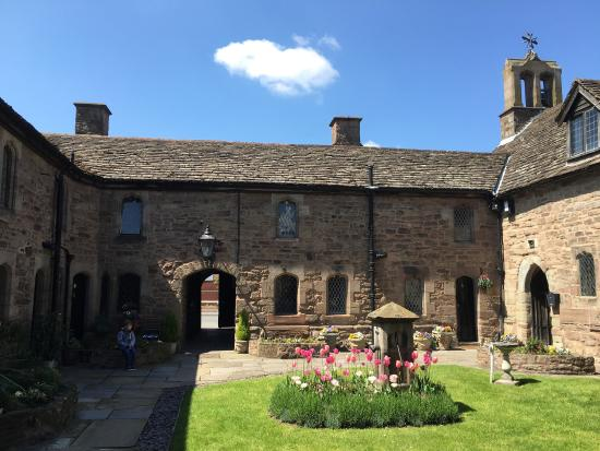 Hereford, UK: St John Medieval Museum and Coningsby Hospital