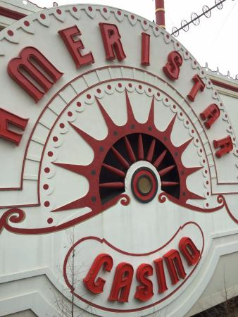 Ameristar Casino Vicksburg: казино
