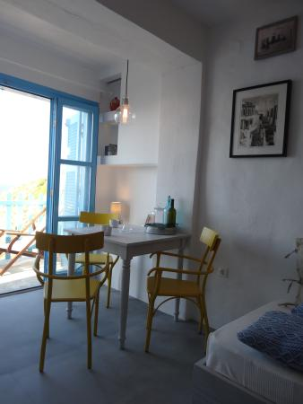 Kastro, Grecja: Premiun 4 person studio