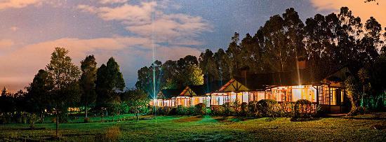 Hacienda Hosteria San Luis: Espacios para relajacion
