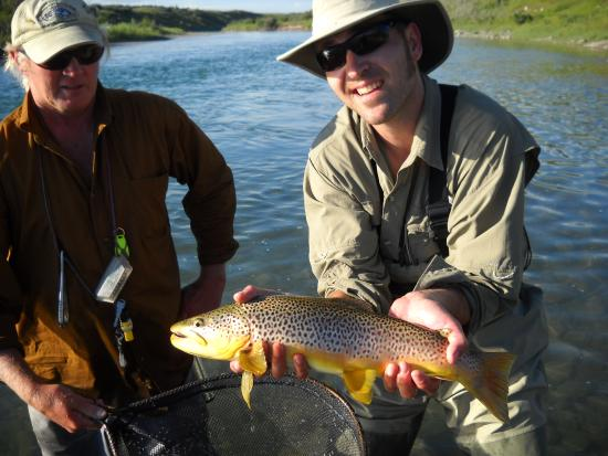 Crowsnest Cafe and Fly Shop: guide