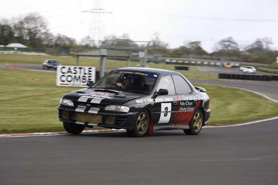 Castle Combe Circuit: Castle Combe Rally School