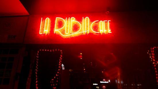 La Rubia Cafe