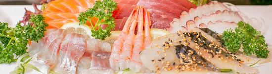 Japan Inn Yakitori: Japan Inn Sashimi Menu