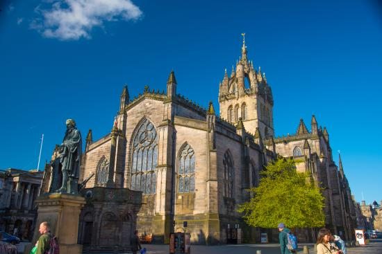 ‪St Giles' Cathedral‬