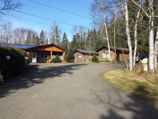 High Falls Motel and Cabins Resmi