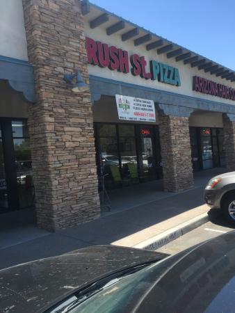 Rush St. Pizza