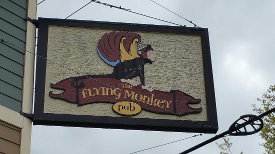 The Flying Monkey Pub