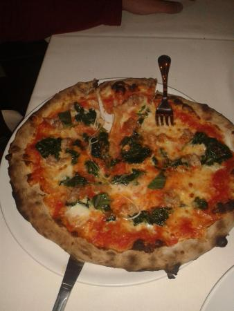 Sant'Agnello, إيطاليا: huge pizza and very tasty