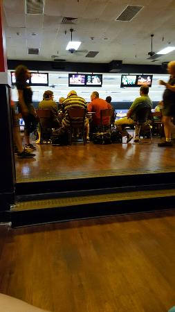 AMF Bowling Center