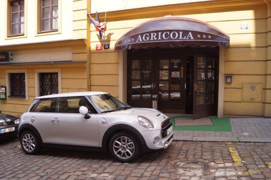 Hotel Agricola-Restaurace