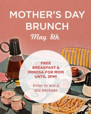 It's The 2016 Mother's Day Brunch At Townhall Public House Cochrane, & Townhall Fort McMurray