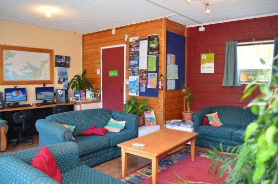 YHA Bay of Islands Paihia: Lounge