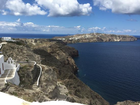 Santorini Walking Tours: Great trip for photographers,too - Nikos knows the best spots!