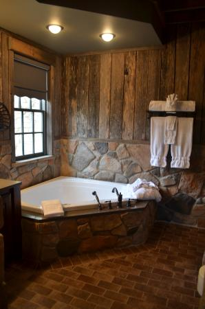 Copperstone Inn: Jacuzzi