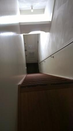 The Blue Sheep Bed & Breakfast Amsterdam: As temidas escadas
